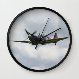 Spritfire Mk9 Wall Clock