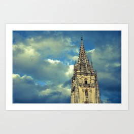 The cathedral #2 Art Print