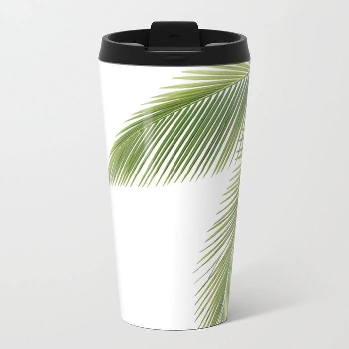 Simply Tropical Metal Travel Mug