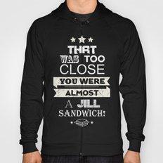 Jill Sandwich Hoody