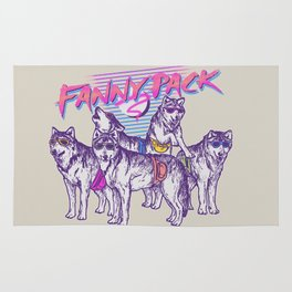 Fanny Pack Rug