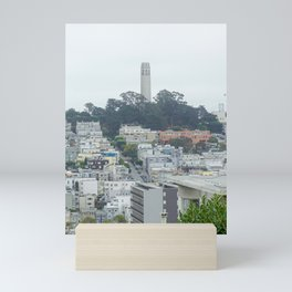 Coit Tower Mini Art Print