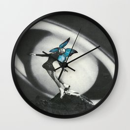 Everybody needs a dream Wall Clock