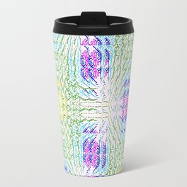 "series ""Stained glass"" - seven colors Travel Mug"