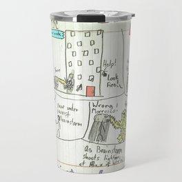 Max Morrocco: Issue 3 Travel Mug