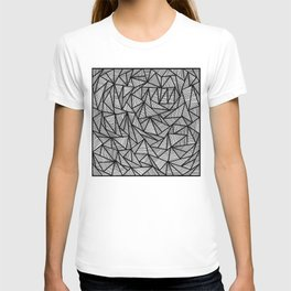 Triangles and Lines T-shirt