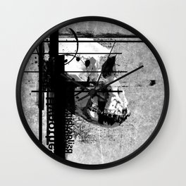 Evolution of Cognition Wall Clock