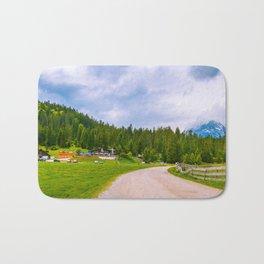 Seefeld in Tirol, Austria Bath Mat