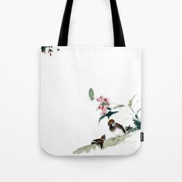 Learning the ways of the world Tote Bag