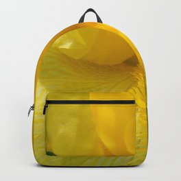 Yellow Iris Backpack
