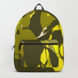 Autumn leaves bathing in sunlight #decor #society6 Backpack