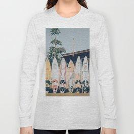lets surf xv Long Sleeve T-shirt