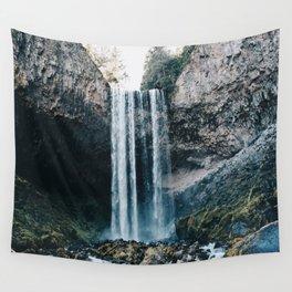 Tamanawas Falls Wall Tapestry