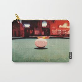 Cue Ball Abstract  Carry-All Pouch