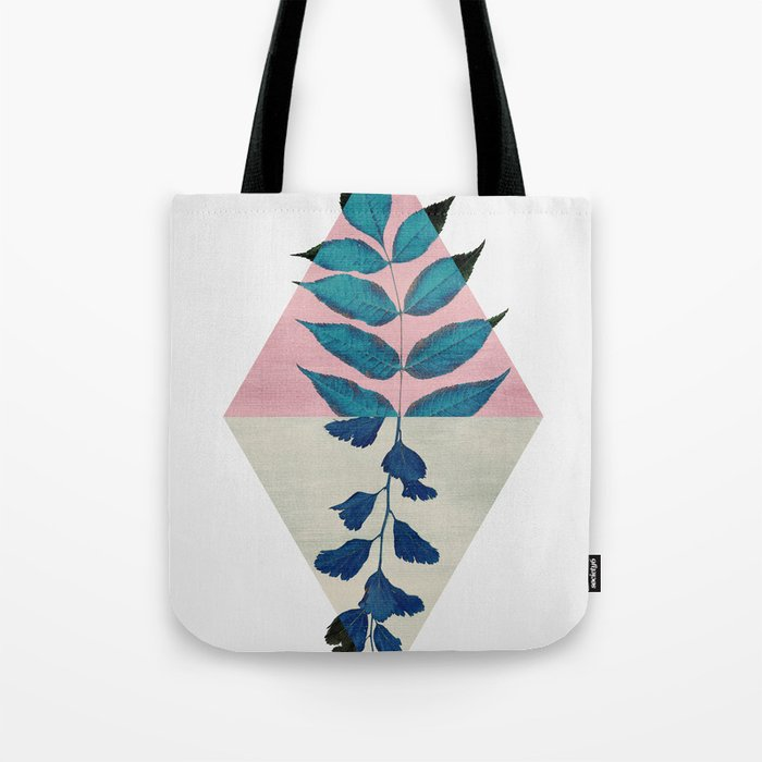 Geometry and Nature I Tote Bag