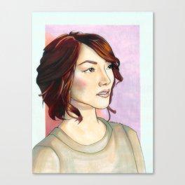 Thea Canvas Print