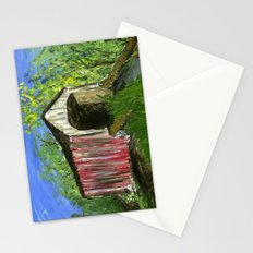 Erwinna Covered Bridge  Stationery Cards