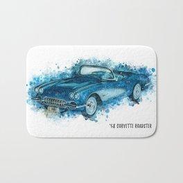 58 Roadster Bath Mat