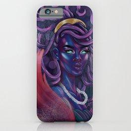Mermaid Dark Beauty iPhone Case