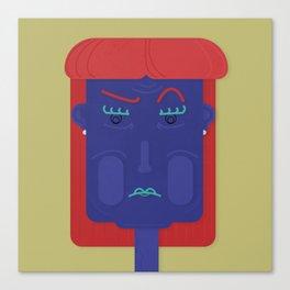 Unsatisfied Customer Five Canvas Print