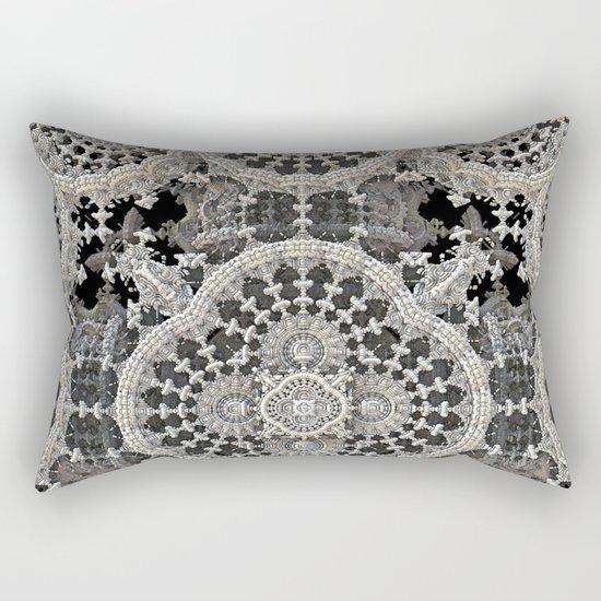 Old Lace Rectangular Pillow