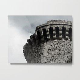 Fortress Metal Print