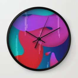 Phantom Tongue Wall Clock