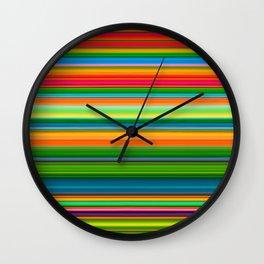 99 Lines Wall Clock