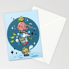 Skate Squad Stationery Cards