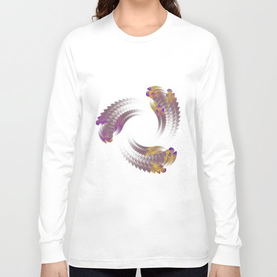 just modern   (A7 B0143) Long Sleeve T-shirt