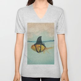 Brilliant Disguise (RM) Unisex V-Neck
