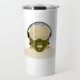 Mr. Lector Travel Mug