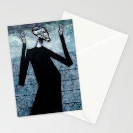 Kafka Dreaming Stationery Cards