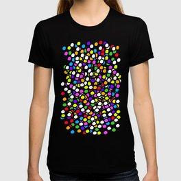 Bubble GUM Colorful Balls T-shirt