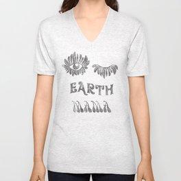 Earth mama Unisex V-Neck