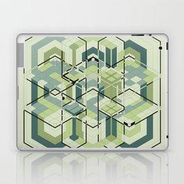 Hexagons #01 Laptop & iPad Skin
