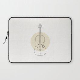 Cello II Laptop Sleeve
