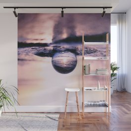 Looking Glass Wall Mural
