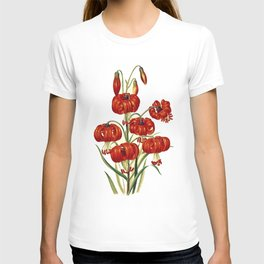 The true Pompone Lily T-shirt