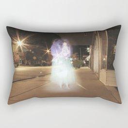 Street Constellation Goddess Rectangular Pillow