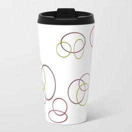 Circles of joy Travel Mug