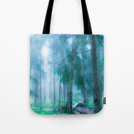 Far from roads... Tote Bag