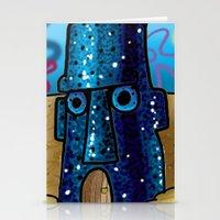 spongebob Stationery Cards featuring Spongebob by LilBroxc