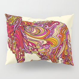 Fox by Day Pillow Sham