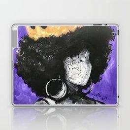 Naturally Queen II PURPLE Laptop & iPad Skin