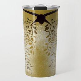 Breath the Barbare (V II gold) Travel Mug