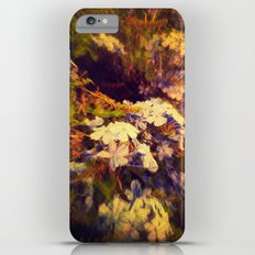 Dive into Flowers Slim Case iPhone 6 Plus
