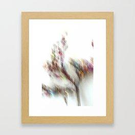 Glittering Tree - JUSTART Framed Art Print