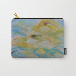 Birds in friendship Carry-All Pouch