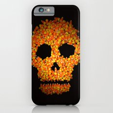 Candy Corn Skull iPhone 6s Slim Case